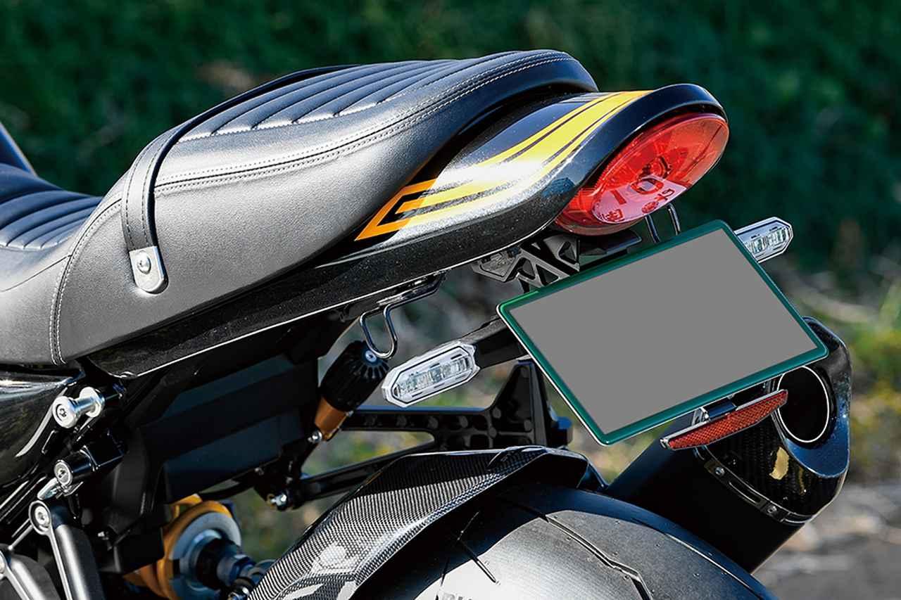 """ストライカーワークス(カワサキZ900RS)バリエーションも多彩なコンプリートカスタム""""SZ""""【Heritage&Legends】"""
