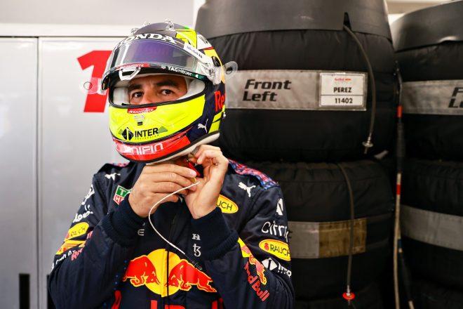 ペレス予選4番手「時間切れで最終アタックができず。大きなチャンスだったのに残念」レッドブル・ホンダ/F1第11戦