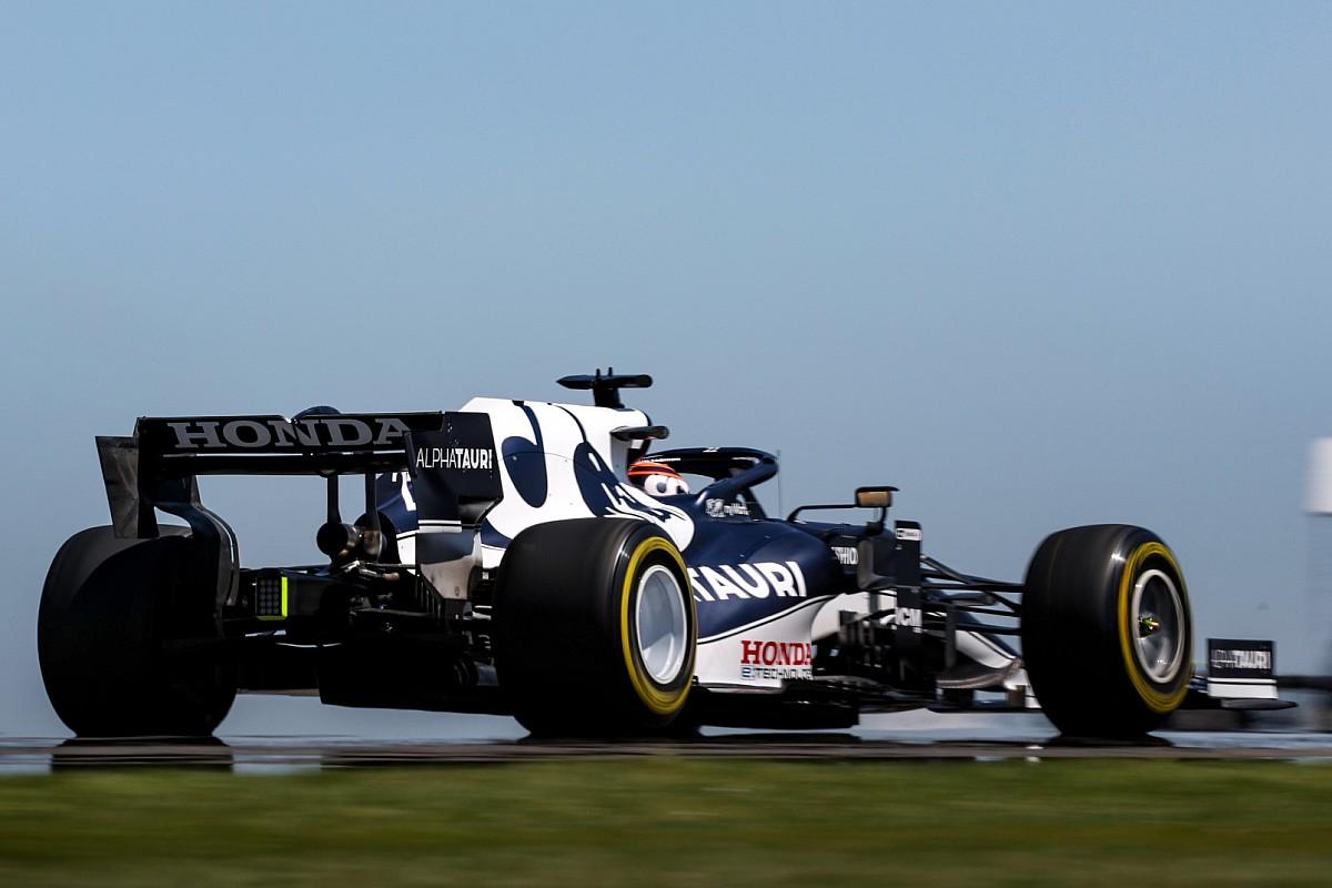 角田裕毅、F1イギリスGPの10位に満足「シルバーストンでのタイヤマネジメントには自信があった」