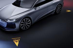 上海モーターショー2021 アウディ 高性能EV「A6 e-toronコンセプト」詳解【動画】
