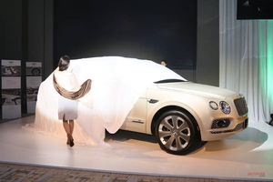 ベントレー・ベンテイガ、+300万円の贅沢 日本限定の特別仕様車