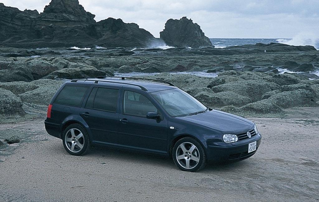 【VWゴルフIV弾丸テスト】周囲の雑音に惑わされずに落ち着いて乗れる【VW GOLF FAN Vol.2】