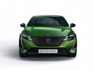 プジョー、新型「308」を本国で披露 2021年後半に発売へ