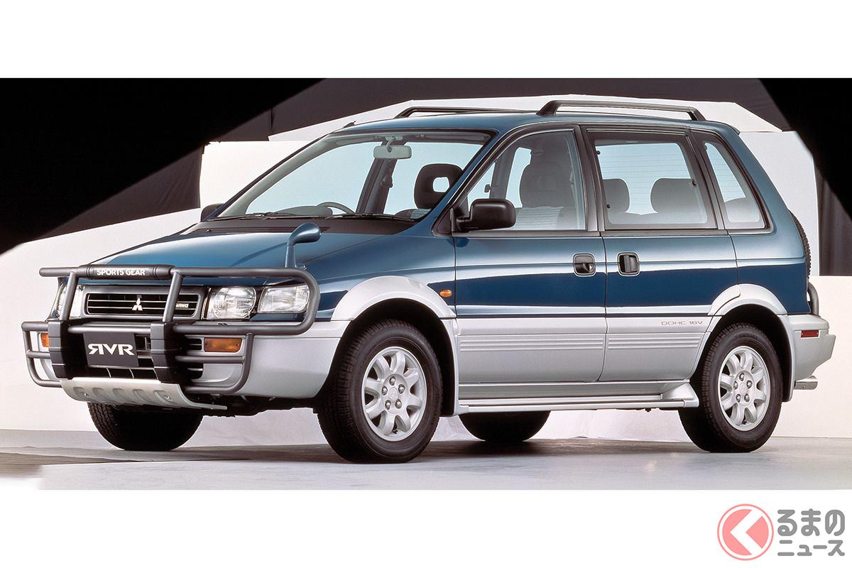 いま流行のSUV風モデルは昔からあった!? SUVテイストのコンパクトワゴン3選