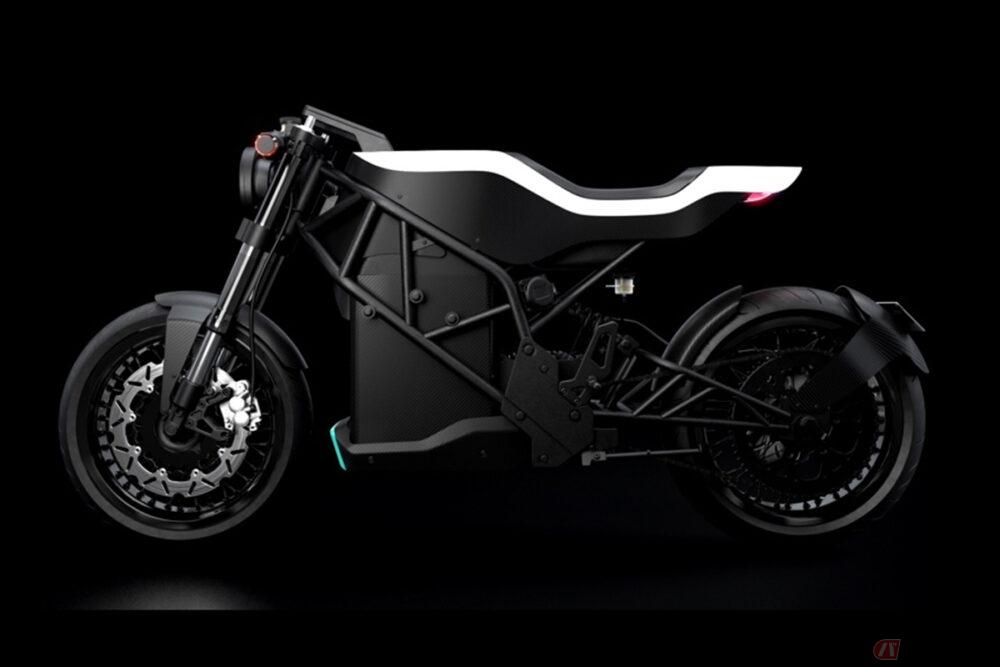 Yatri Motorcycles「Project Zero」カフェレーサースタイルの最新電動バイクが生産開始