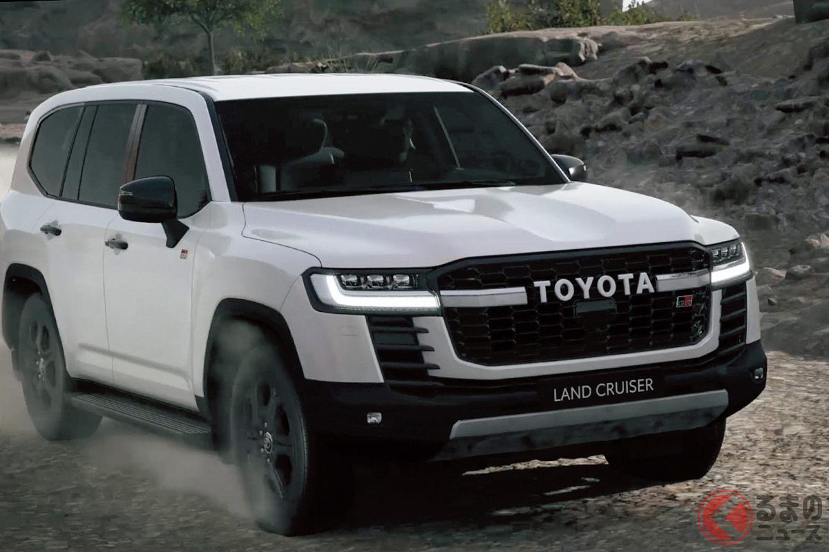 全面刷新のトヨタ新型「ランドクルーザー」は何が変わった? カーボンニュートラルに向けた「ランクル70年目」の挑戦とは