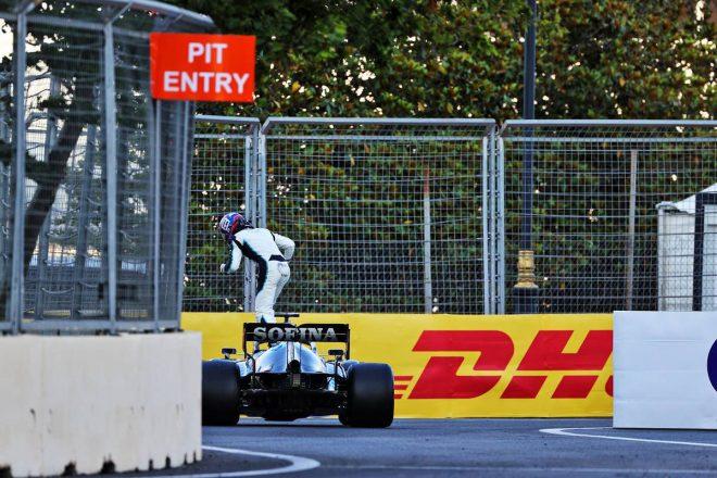 """バクーのピットエントリーを""""最も危険な場所""""と評価した元F1王者ロズベルグにレースディレクターが反論"""
