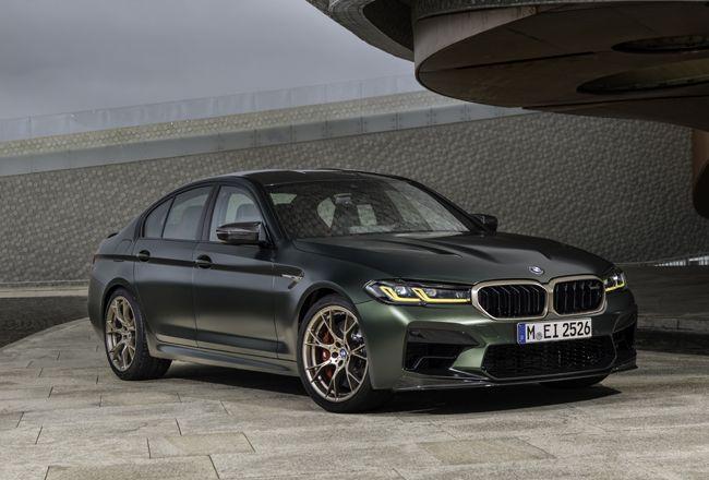 BMW史上最もパワフルな量産モデル「BMW M5 CS」が日本上陸。BMWオンライン・ストアにて5台限定で販売