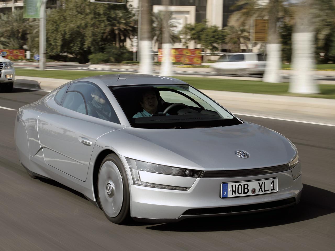 フォルクスワーゲン XL1の燃費はケタ違い。ドイツで限定販売されたコンセプトカー【10年ひと昔の新車】