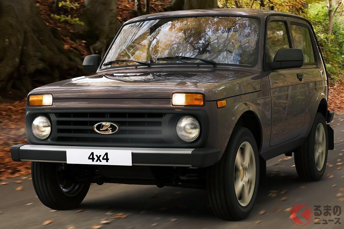 なんと30年、40年以上も販売されている車がある? 超ロングセラーSUV3選