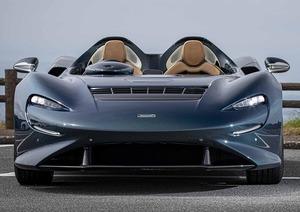 公道試乗! マクラーレン「エルバ」は空気でドライバーを包み込むフロントガラスがない超先進的ロードスター!!