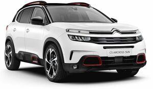 PSAジャパン、シトロエン「C5エアクロスSUV」を仕様変更 LEDヘッドライト標準化や燃費向上など