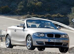 【ヒットの法則407】BMW 1シリーズカブリオレはカジュアルな4シーターオープンだった