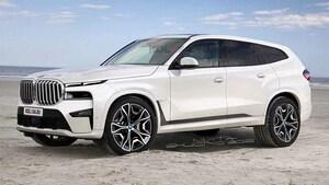 【スクープ】BMW史上最も強力なSUV!「X8」は最大700psオーバーのPHEVに!