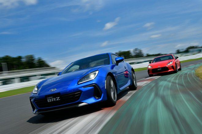 トヨタGR86&スバルBRZのサーキット試乗。ドリフト走行で見えた新型の変化と進化【大谷達也のモータースポーツ時評:番外編】