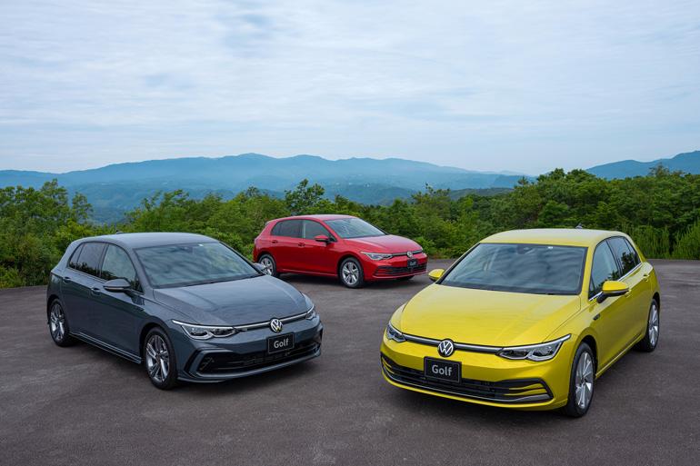 8年ぶりのフルモデルチェンジ!デジタル化、電動化が一気が進んだフォルクスワーゲンの新型「Golf」