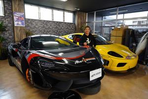 【動画】スーパーカーでドリフト挑戦! 2500万円のマクラーレンを改造した男の野望