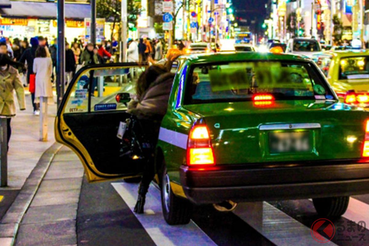 「キー!ガシャン!」 急停車したタクシーに追突! 悪いのは追突「した」「された」どっち?