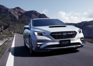 高度運転支援システム「アイサイトX」を採用した新型「スバル・レヴォーグ」が正式デビュー!