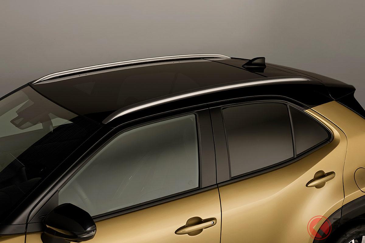 迫力顔のトヨタ新型「ヤリスクロス アドベンチャー」登場! 通常版と違いは? 欧州で受注開始へ