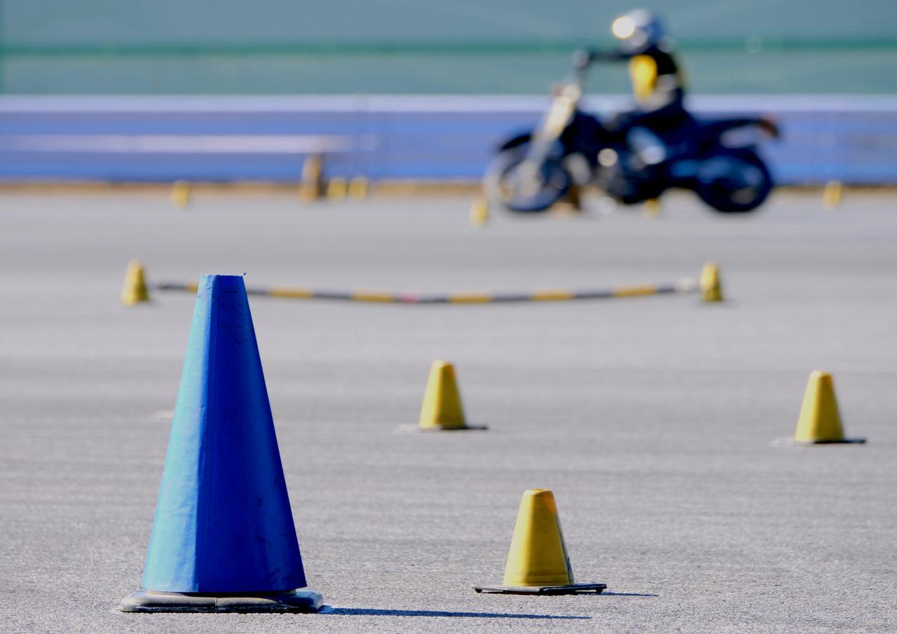 【オートバイ杯ジムカーナ】「ダンロップ・オートバイ杯ジムカーナ」第2戦、5月30日から7月18日に開催延期