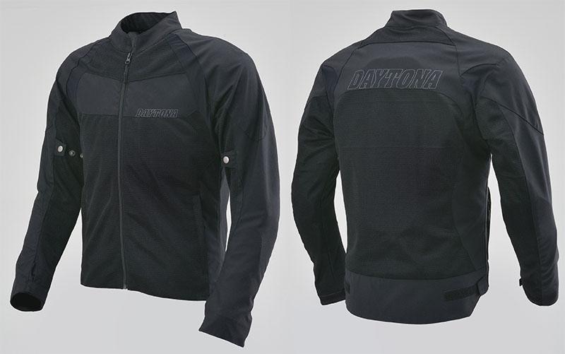 このシーズンに最適なハーフメッシュ!「HBJ-058スポーツメッシュジャケット」がデイトナから登場