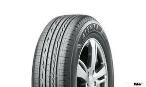 ブリヂストン、コンフォート性を追求したSUV専用タイヤ「ALENZA LX100」をリリース