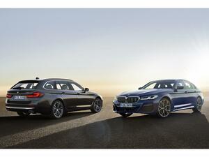 新型BMW5シリーズ発表。ハンズオフ機能付き渋滞運転支援機能を全車に標準装備