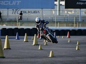 【オートバイ杯ジムカーナ】スポット戦を10月25日・筑波で開催へ!