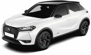 PSAジャパン、「DS3クロスバック」のEVに特別仕様車「パフォーマンスライン」追加 フォーミュラEの意匠を採用
