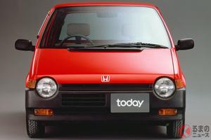 今よりもかなり個性的なモデルばかり? 1980年代の定番軽自動車5選