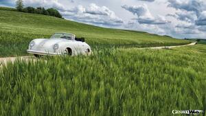 世界にたった1台! アルミボディを纏った1953年製「ポルシェ 356 1500 プレA カブリオレ」の謎