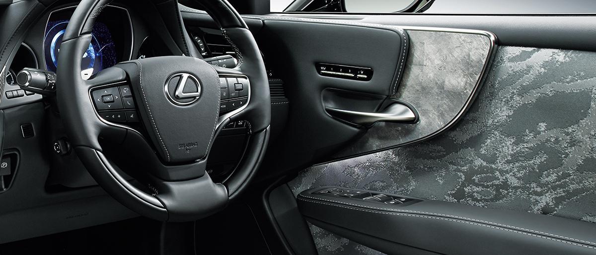 新型レクサスLS発売! 洗練された内外装と進化した運動性能でフラッグシップらしさを徹底追及