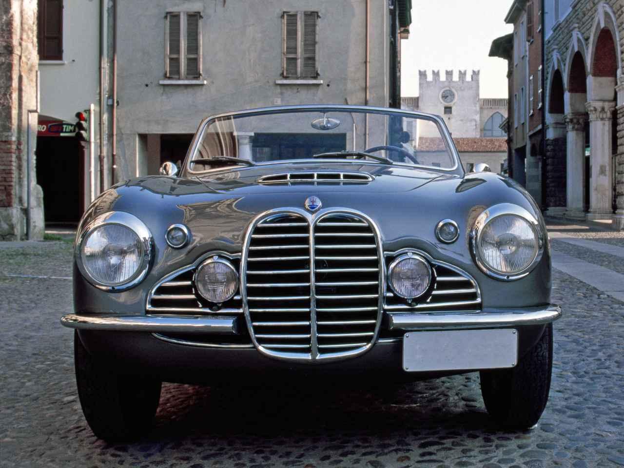 【コレ何?】ピニンファリーナもデザインした、生産台数わずか16台のイタリアン スポーツ【その14】