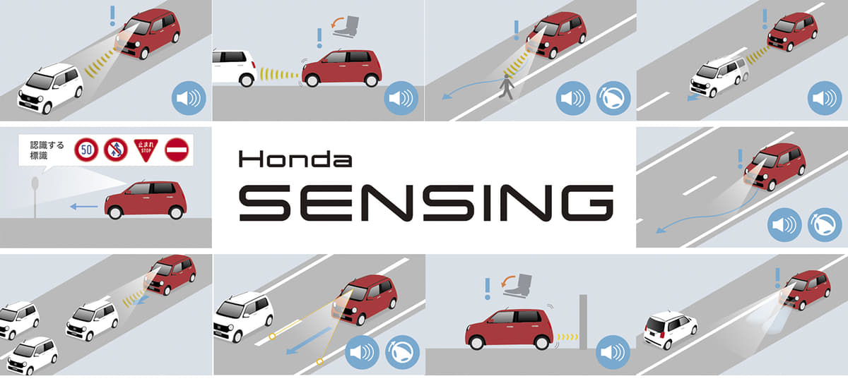 高齢ドライバーには何はともあれ「安全」! 安全装備が優秀な最新「軽自動車」4台