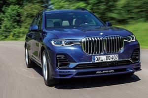 【海外試乗】「BMW アルピナ XB7」SUVラインのフラッグシップが降臨