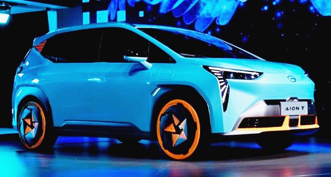 日本電産、e-アクスルが広汽埃安新能源汽車の新型EV「Aion Y」に採用