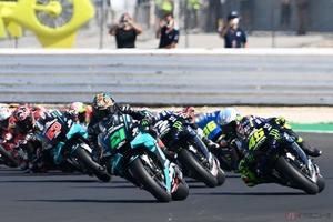 MotoGP第7戦サンマリノGP ヤマハのF・モルビデリが最高峰クラス初優勝