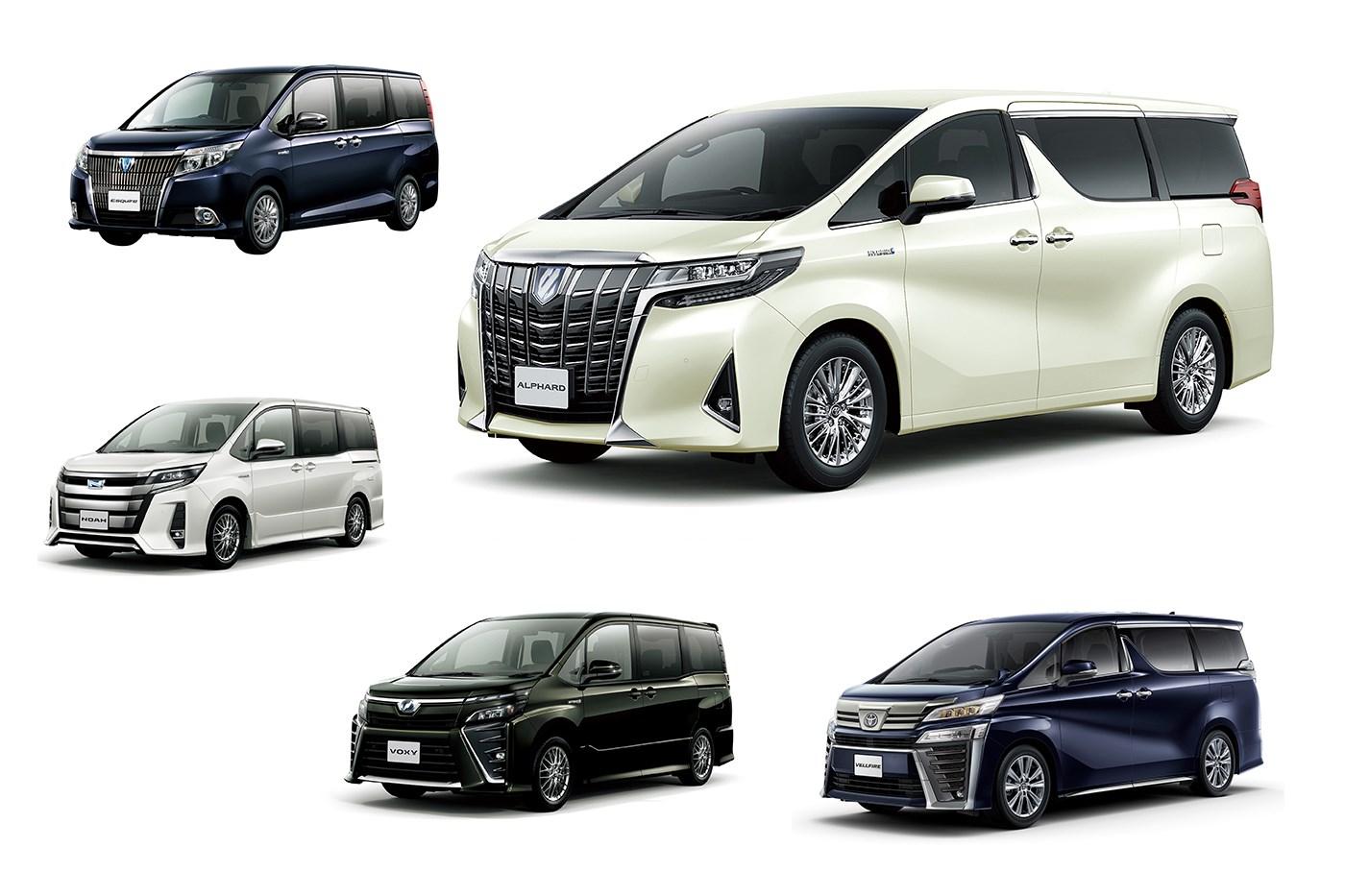 半導体不足収まらず。今度はトヨタの人気ミニバン・アルファード、ノア、ヴォクシーが5日間生産停止に