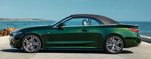 伝統的なオープントップに回帰! BMW 4シリーズ カブリオレが全面刷新