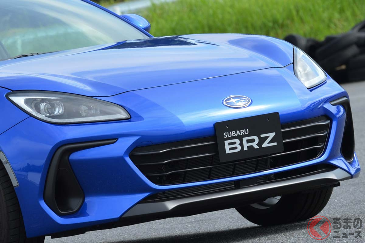 308万円から! スバル新型「BRZ」正式発表! 2.4L化&アイサイト初搭載! 2代目は何が進化した?