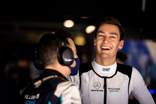 ラッセル9位「4戦中3回入賞。この勢いを維持したい」ウイリアムズ/F1第14戦決勝