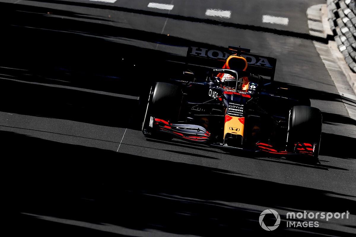 F1モナコGP予選速報:フェラーリのルクレールが最速もクラッシュで赤旗。角田は16番手