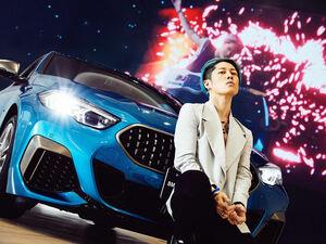 パックマンの次は? 「BMW 2シリーズ・グランクーペ」がミュージックビデオに!