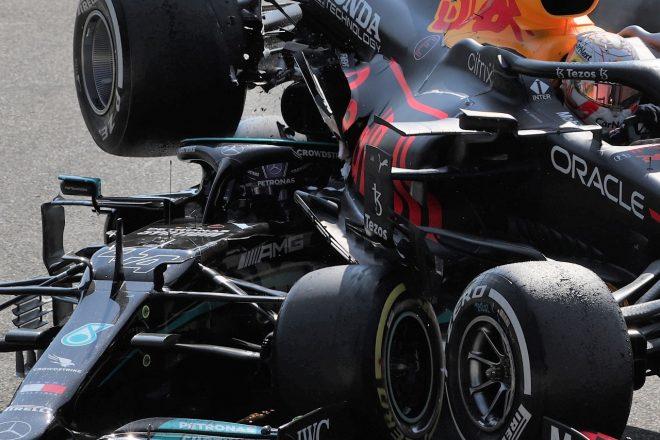「3つのデバイスがハミルトンの命を守った」メルセデス、F1安全対策の効果を実感