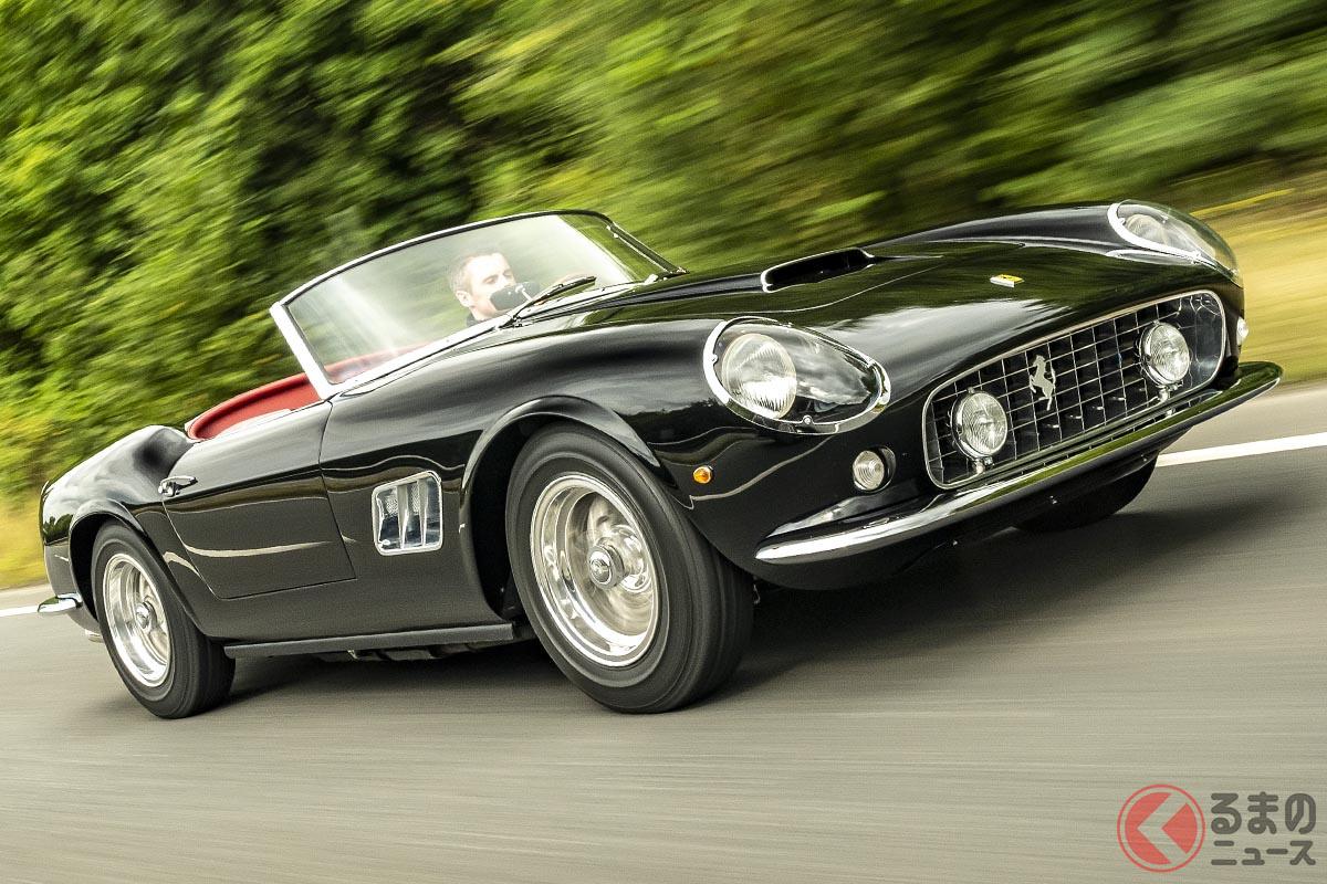 どうして1億円オーバーで往年のフェラーリ「カリフォルニア」のレプリカが作られるのか?
