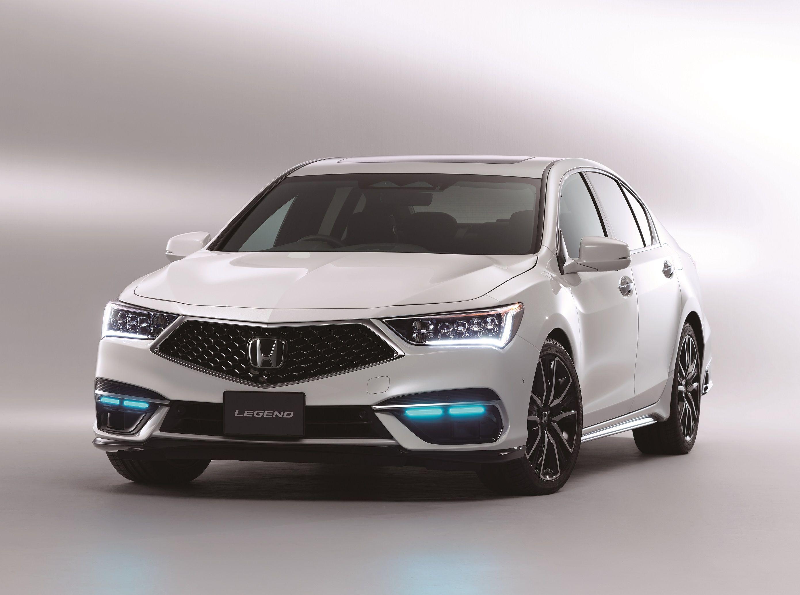 ホンダ、世界初の自動運転「レベル3」搭載したレジェンドを発売 100台限定で1100万円