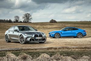 BMW「M3」「M4」に4輪駆動モデルを追加