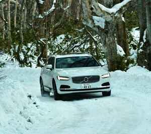 【試乗】ボルボ V90 リチャージ プラグインハイブリッド T8 AWD インスクリプションは、リアを電気モーターで駆動するAWD