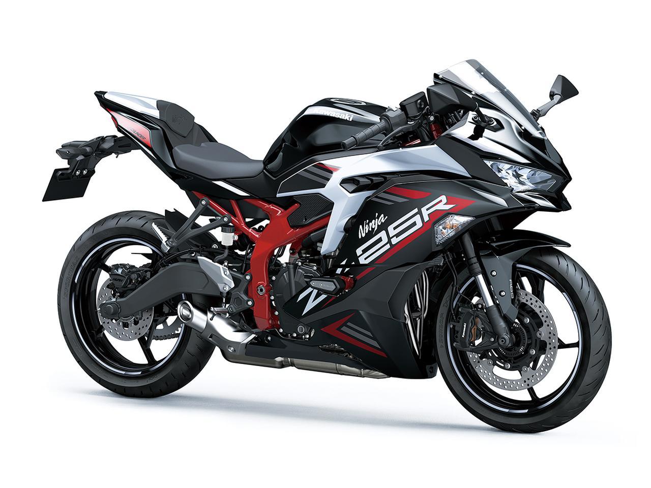 カワサキ「Ninja ZX-25R SE」「Ninja ZX-25R SE KRT EDITION」【1分で読める 2021年に新車で購入可能なバイク紹介】